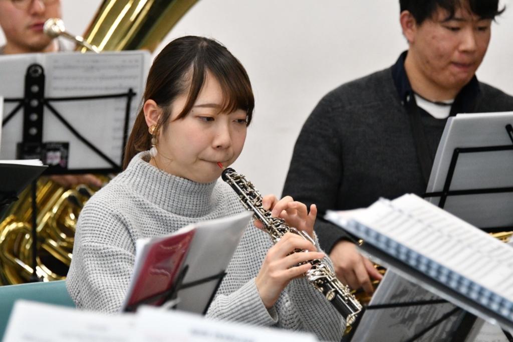 横浜市一般吹奏楽 オーボエ募集中!