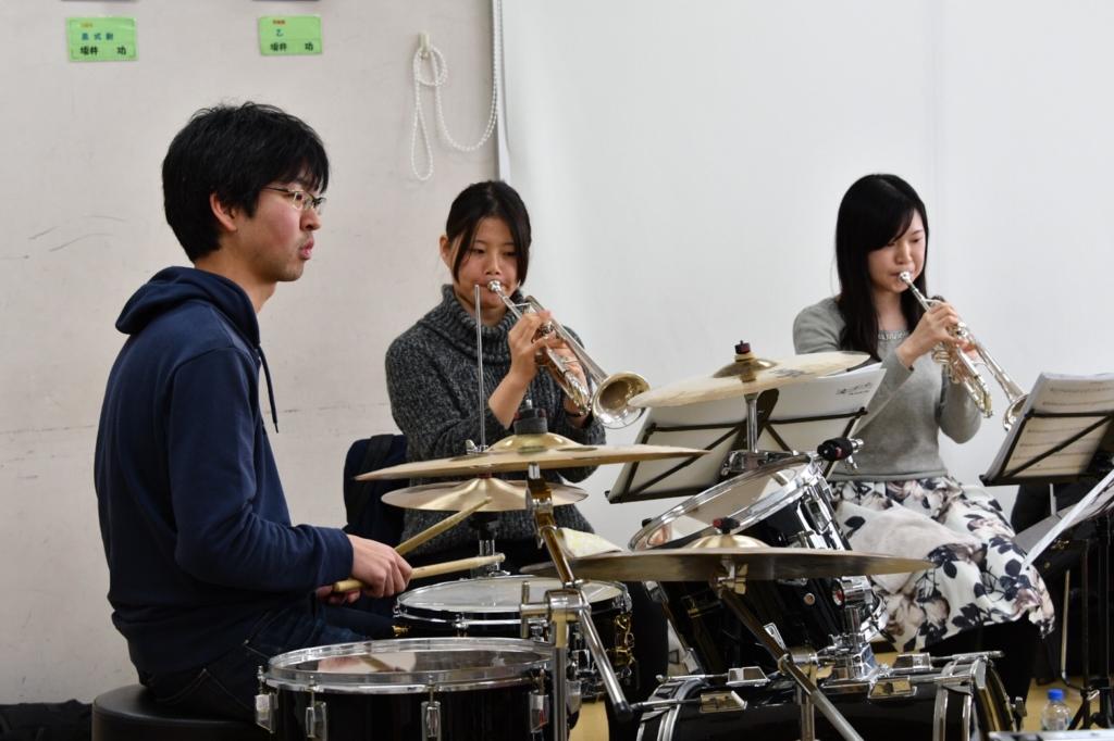 横浜市一般吹奏楽 トランペット募集中!