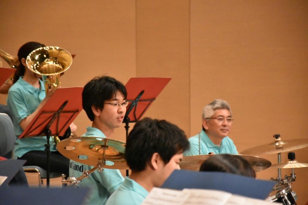よこはま吹奏楽団 打楽器募集中!