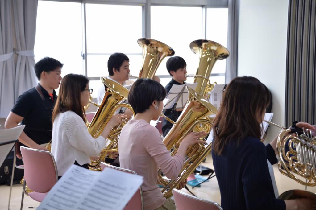 横浜市一般吹奏楽 ホルン募集中!
