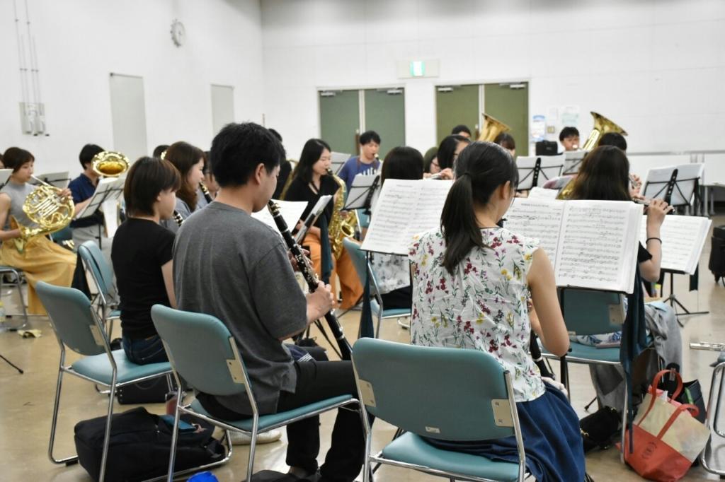 横浜市一般吹奏楽団 クラリネット募集中