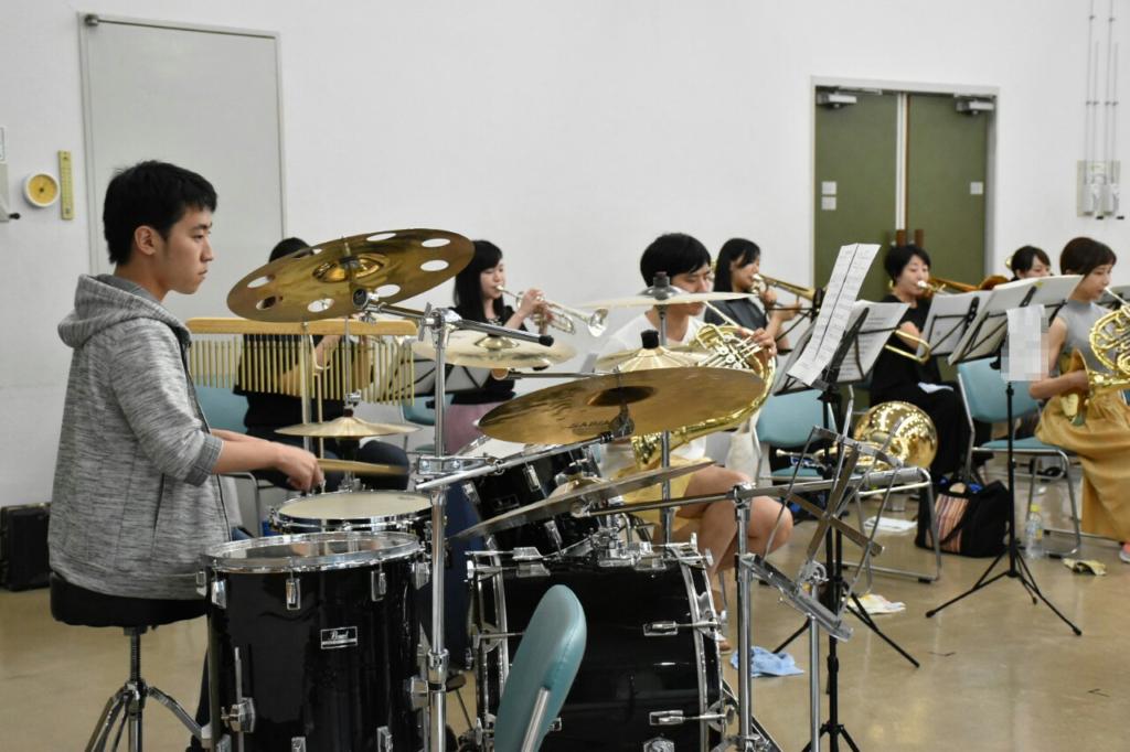 横浜市一般吹奏楽団 トランペット募集中