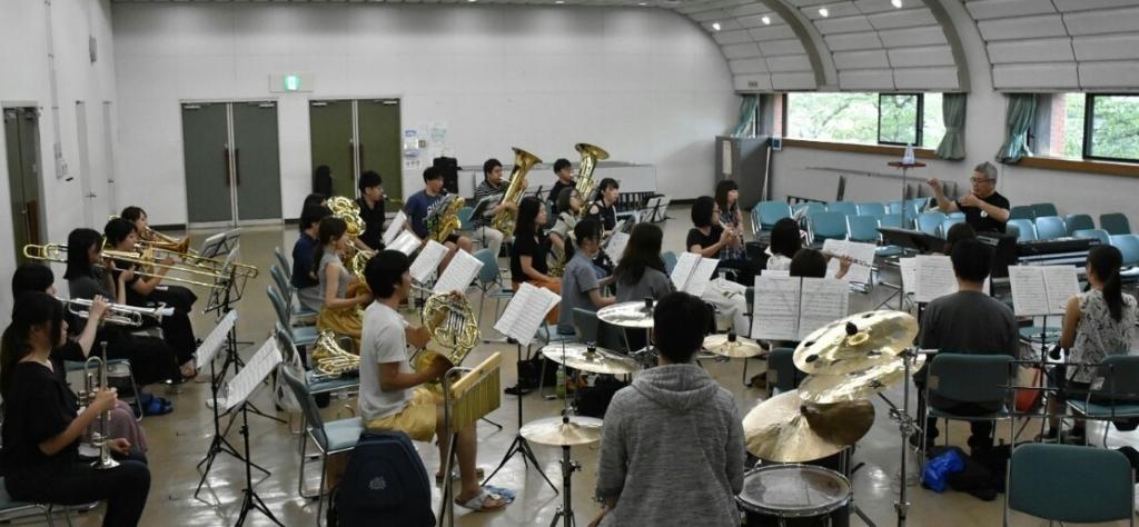 横浜市一般吹奏楽団 団員募集中