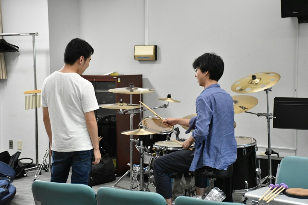 横浜市一般吹奏楽団 打楽器募集中