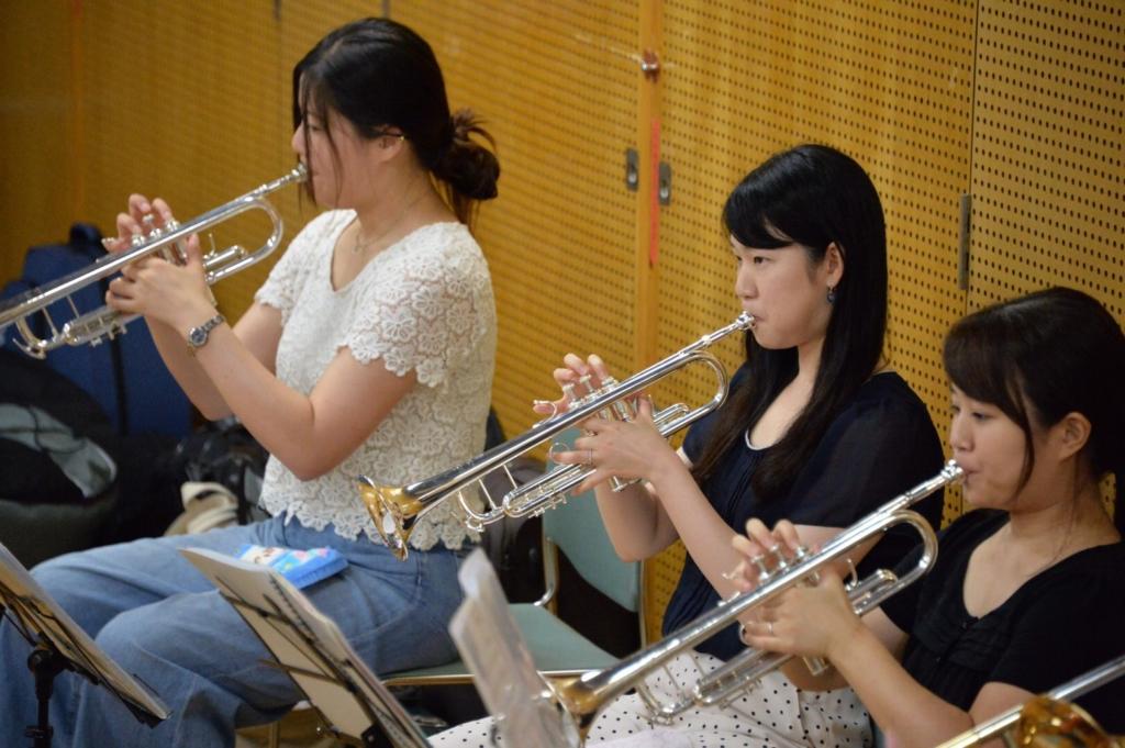 横浜市 一般吹奏楽トランペット募集中!