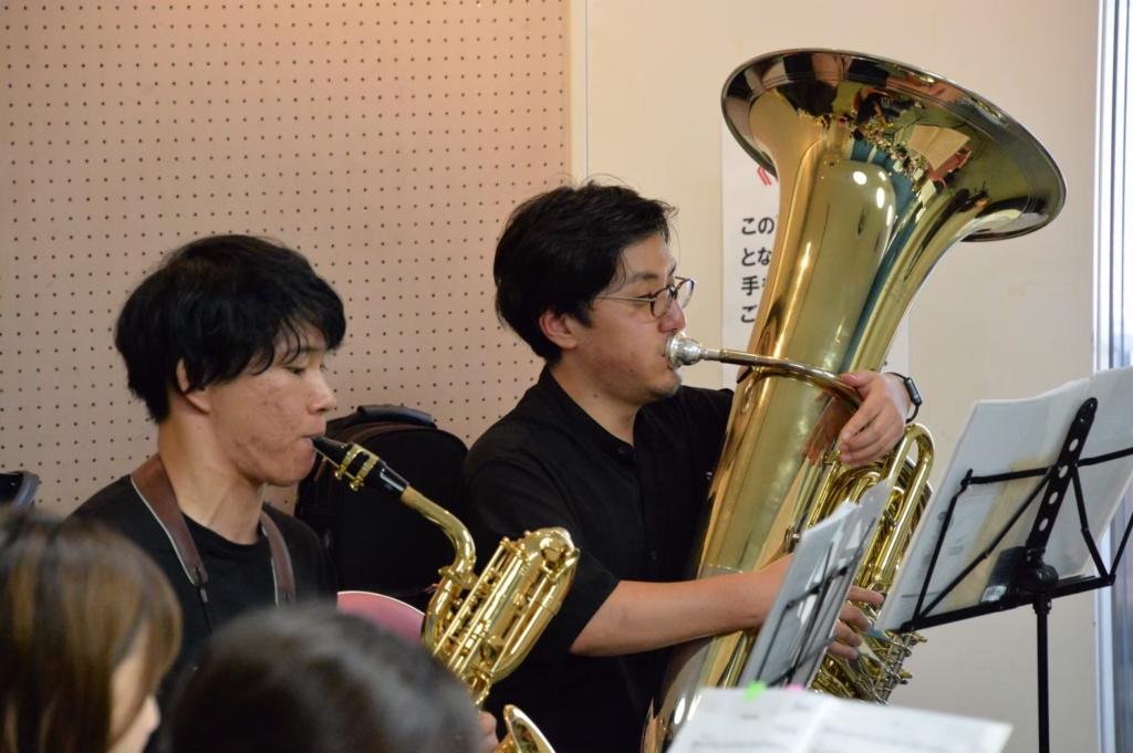 横浜市一般吹奏楽団 バスクラ募集中!
