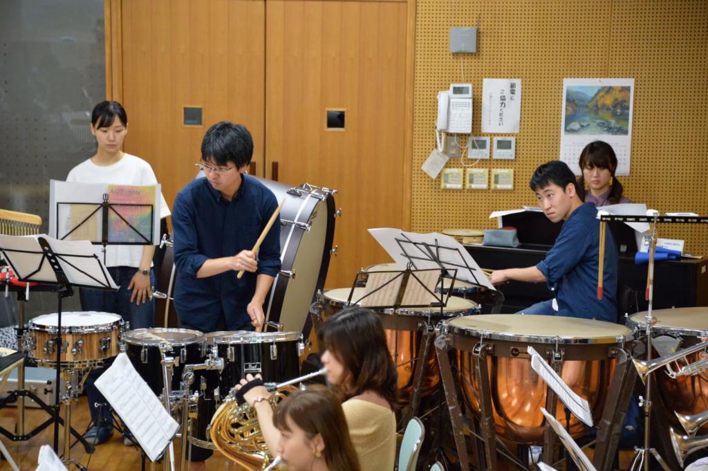 横浜市 一般吹奏楽打楽器募集中!