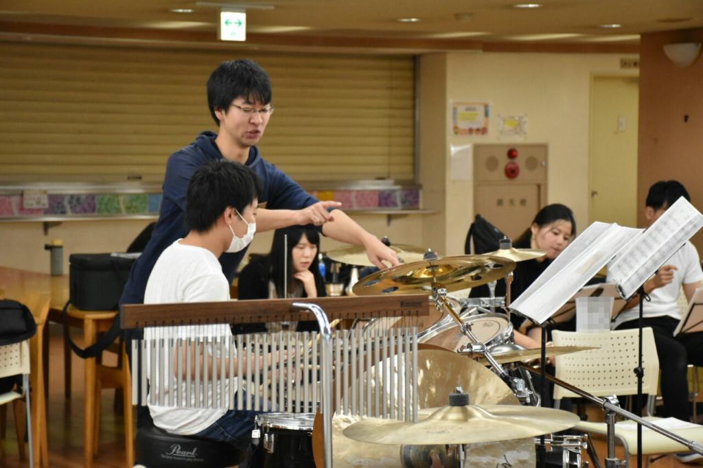 横浜市一般吹奏楽 パーカッション募集中!