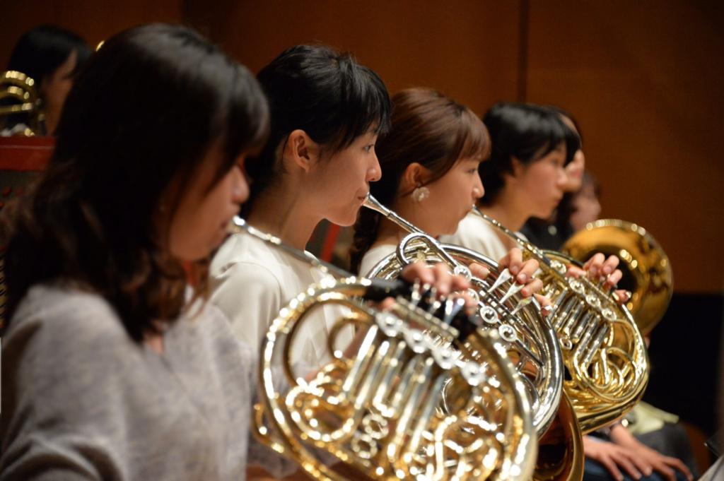 横浜市一般吹奏楽 ホルン募集中