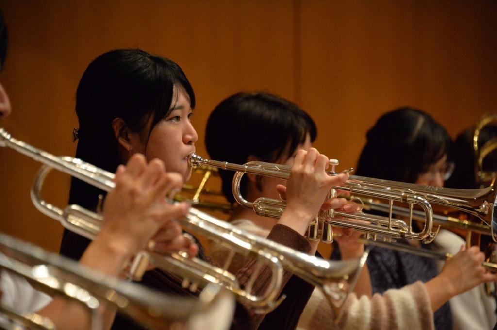 横浜市一般吹奏楽 トランペット募集中