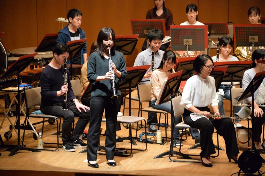 横浜市一般吹奏楽 クラリネット募集中