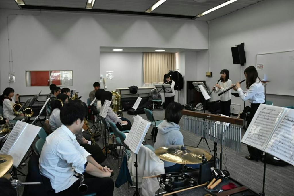 横浜市 一般吹奏楽クラリネット募集中!