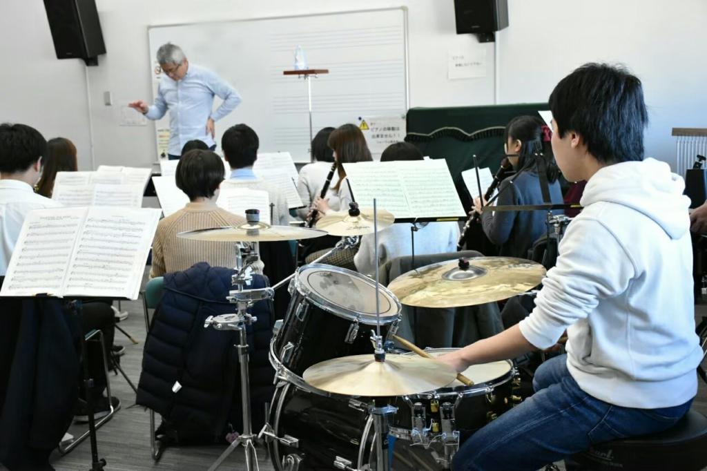 横浜市 一般吹奏楽パーカッション募集中!