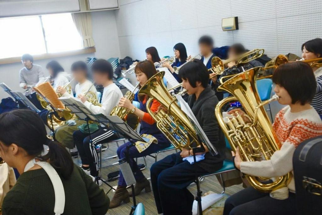 横浜市一般吹奏楽 トロンボーン募集中!