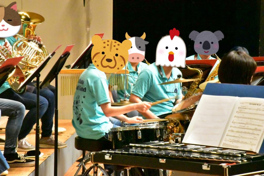 横浜市 一般吹奏楽 打楽器募集